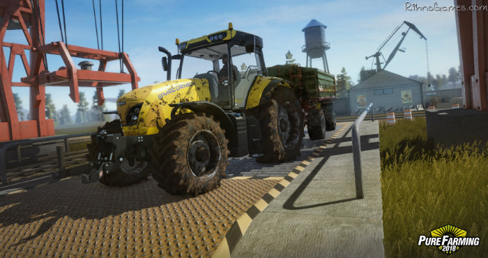 Download Pure Farming 2018