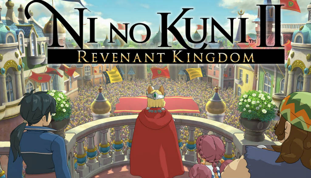 Ni no Kuni II Revenant Kingdom Free Download