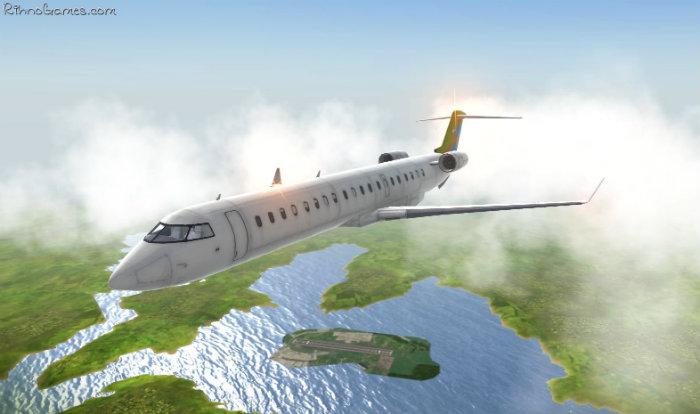 Take Off the flight Simulator Game