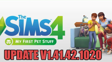 The Sims 4 My First Pet Stuff Download free