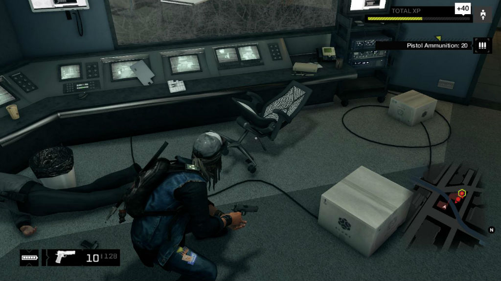 Watch Dogs Bad Blood Update Only