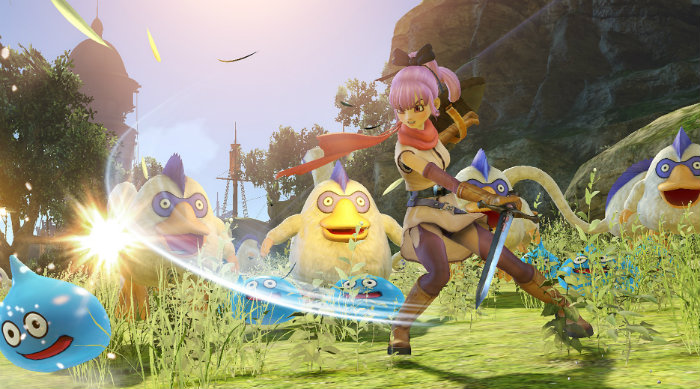 Dragon Quest Heroes II Download