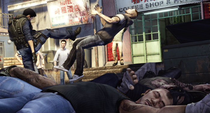 Sleeping Dogs Definitive Edition Game