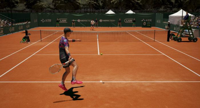 AO International Tennis Download