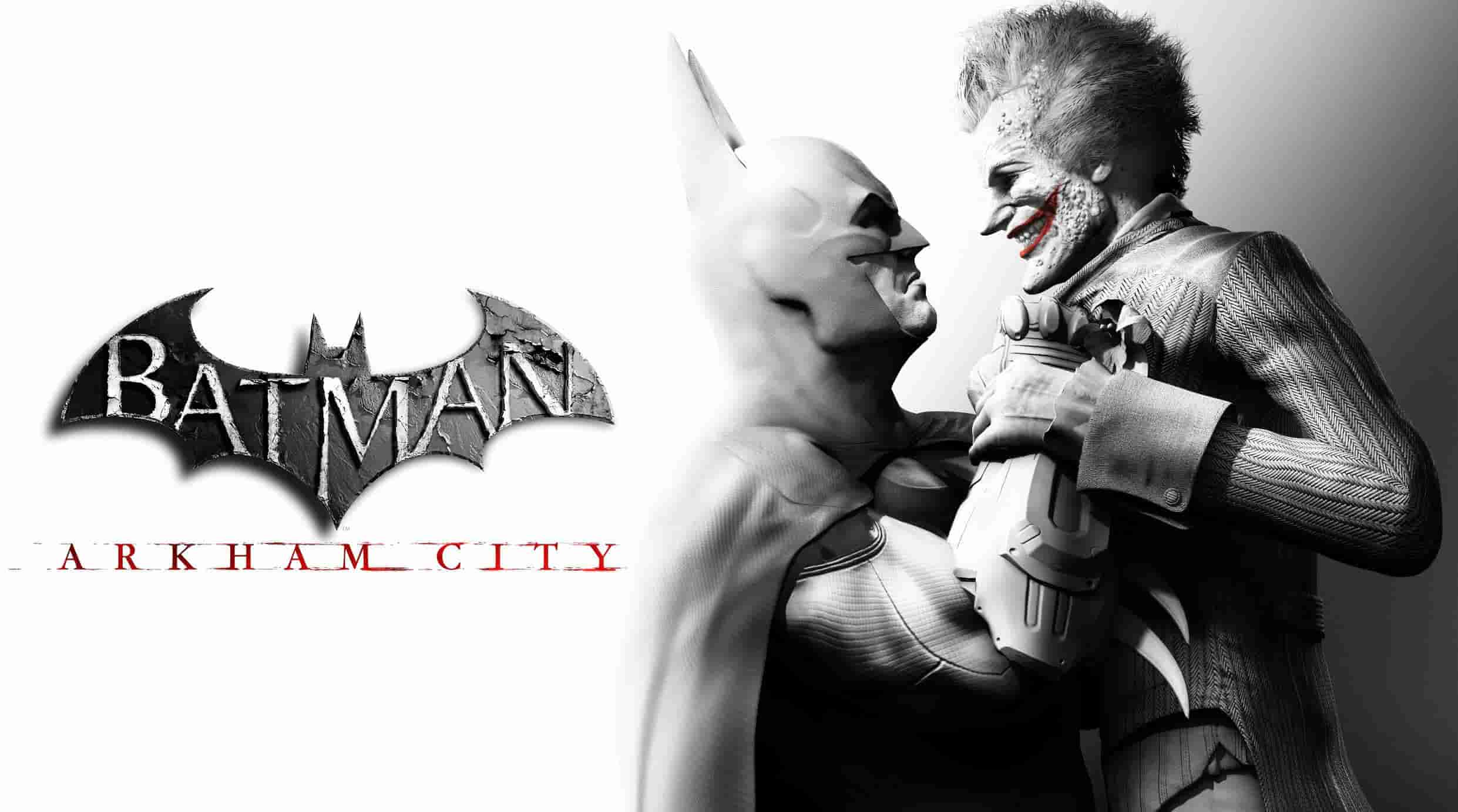 Batman Arkham City Download