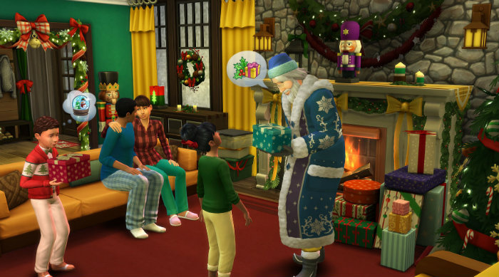 Download The Sims 4 Seasons with all DLC