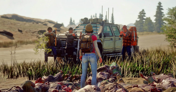 State of Decay 2 Download Free for PC