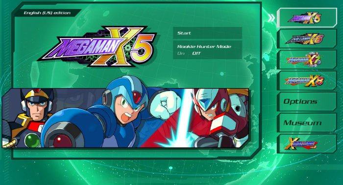Mega Man X Legacy Collection 2 Download