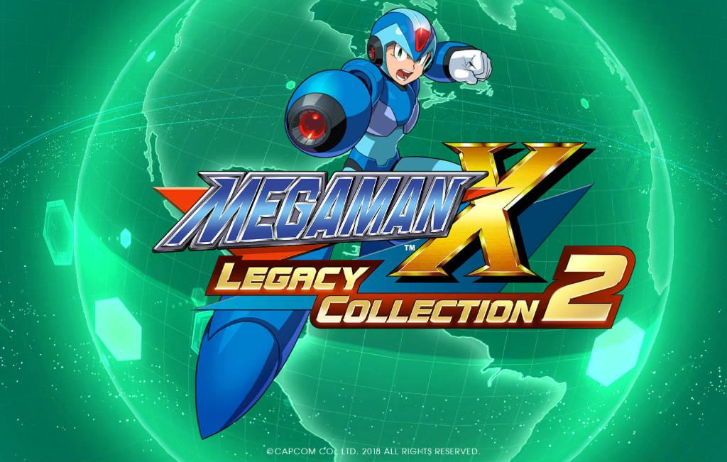 Mega Man X Legacy Collection 2 Free Download