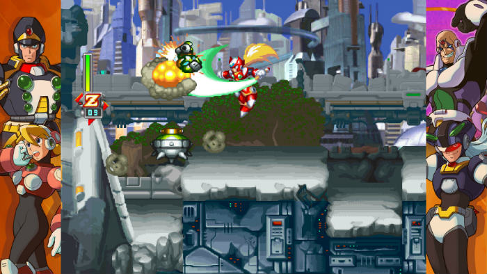 Mega Man X Legacy Collection 2 Torrent for PC