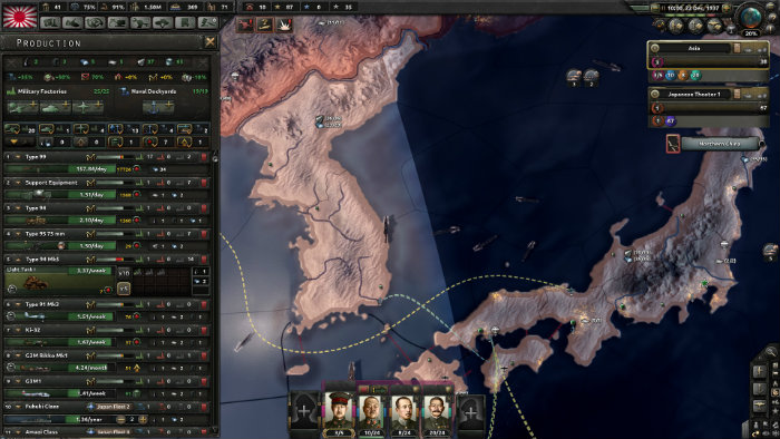 Hearts of Iron IV Waking the Tiger Torrent for PC