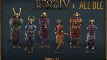 Europa Universalis IV Free Download + ALL DLC