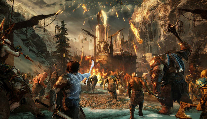 Middle Earth Shadow of War Definitive Edition Download