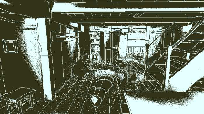Return of the Obra Dinn Game