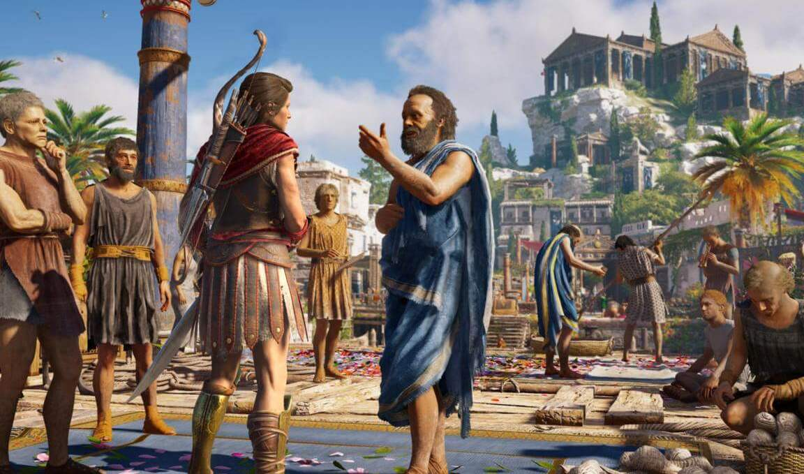 Assassins Creed Odyssey PC Download