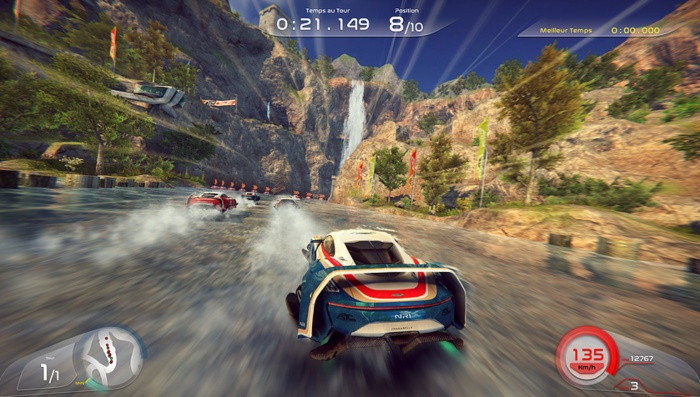 Rise Race the Future Download