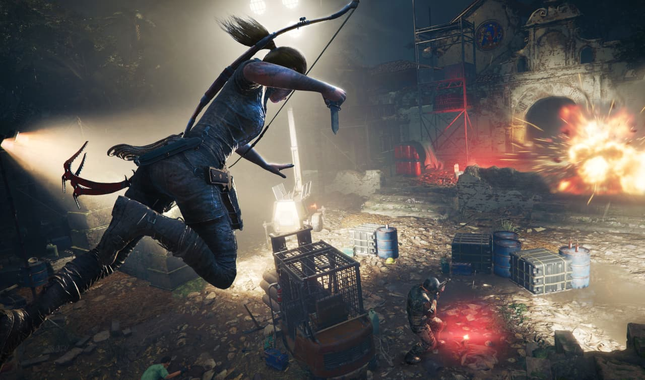Shadow of the Tomb Raider PC Game Download