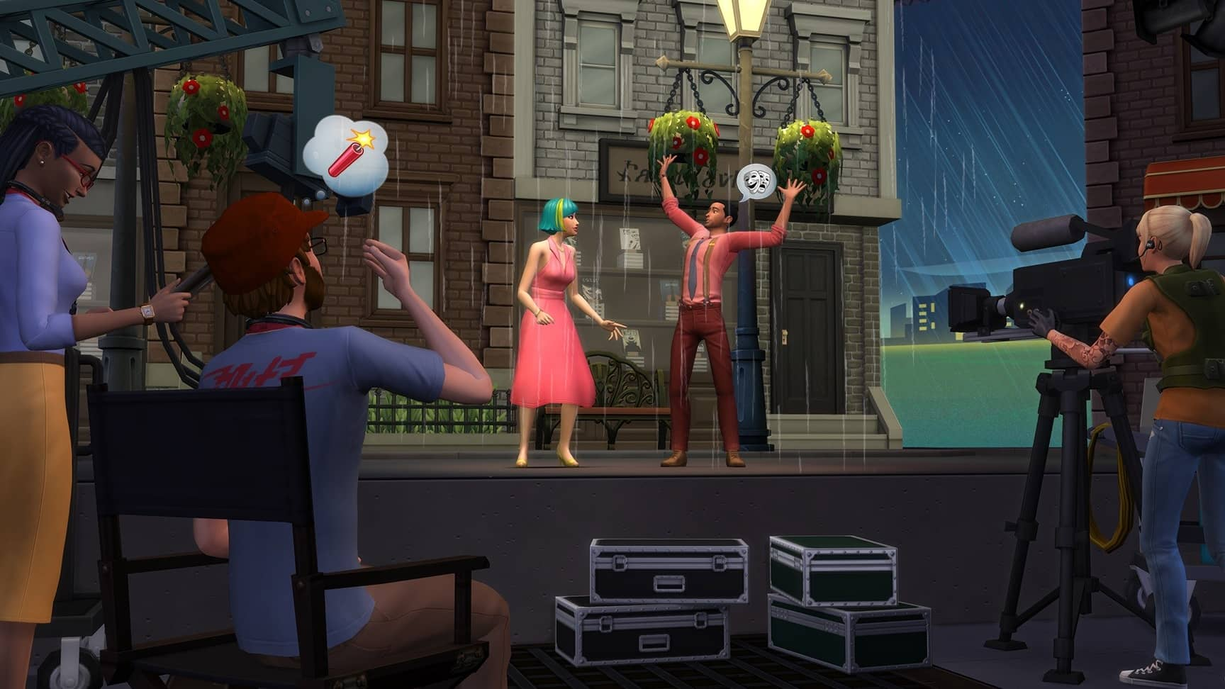The Sims 4 Get Famous ALL DLC