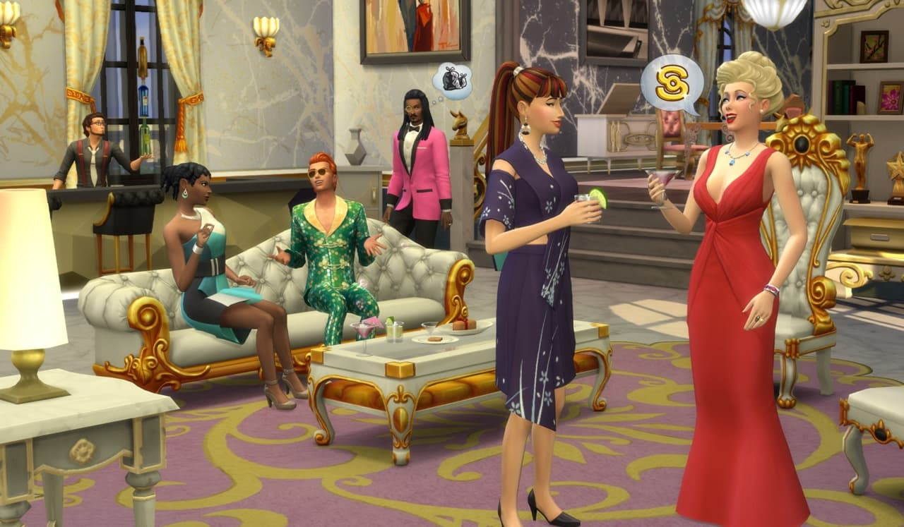 The Sims 4 Get Famous Latest update