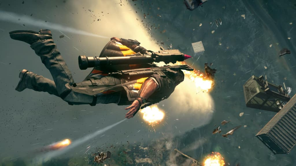 Just Cause 4 Download free for PC