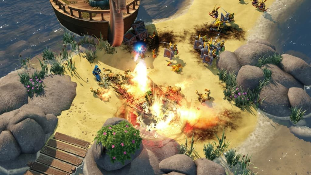 Magicka 2 Torrent all dlc
