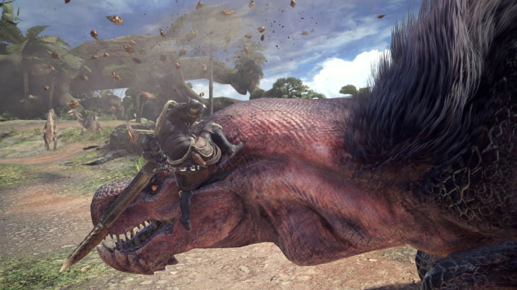 Monster Hunter World Download with Update