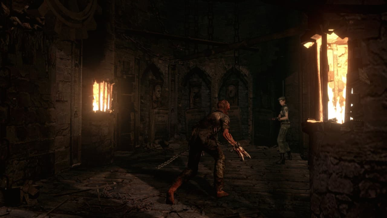 Resident Evil HD remaster free for PC