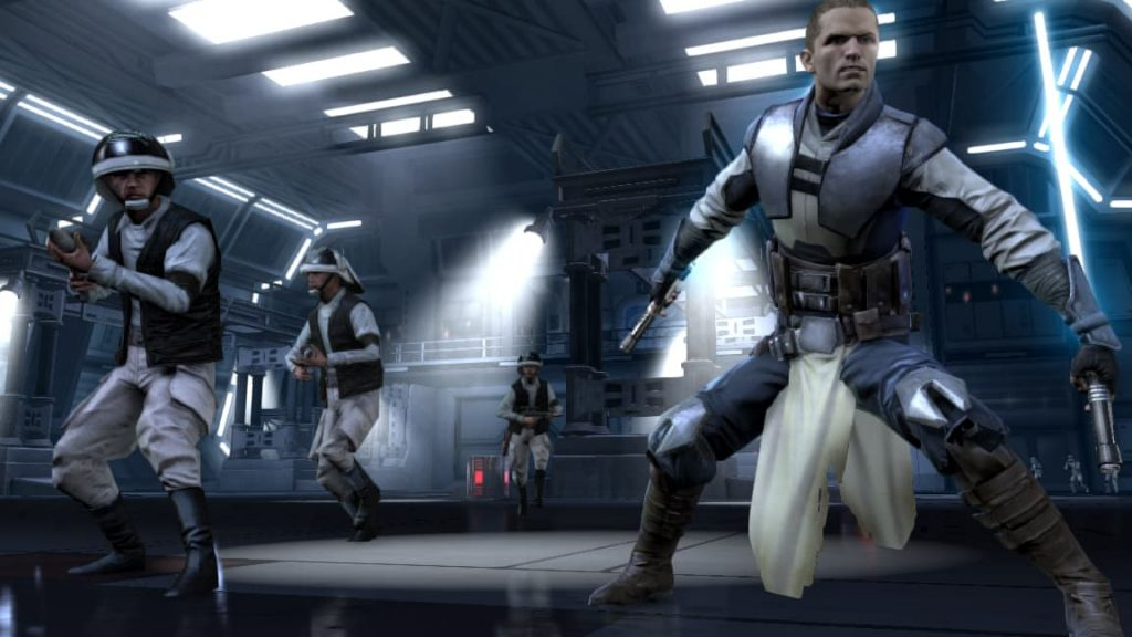 Star Wars The Force Unleashed II Download