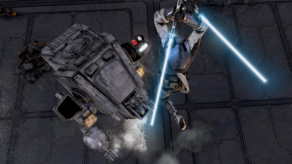 Star Wars The Force Unleashed II Torrent Download