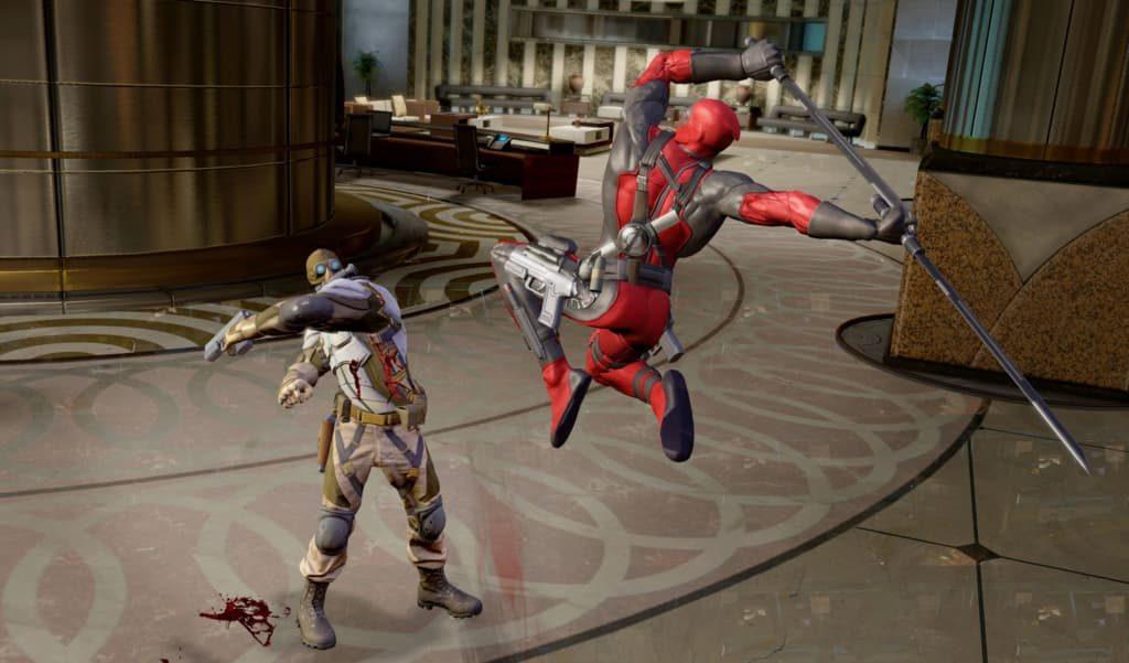 Deadpool Game Torrent