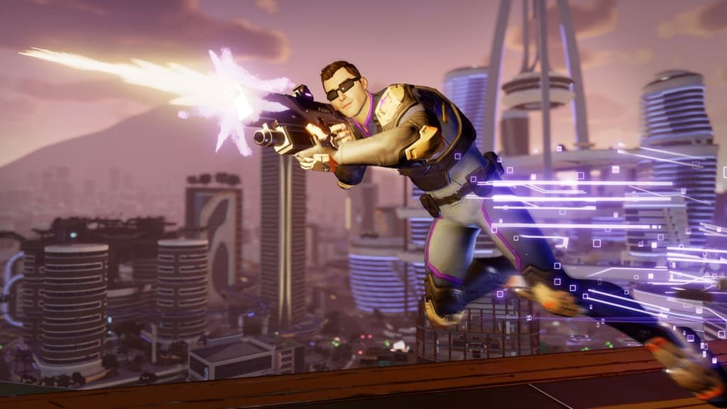 Download Agents of Mayhem Free for PC