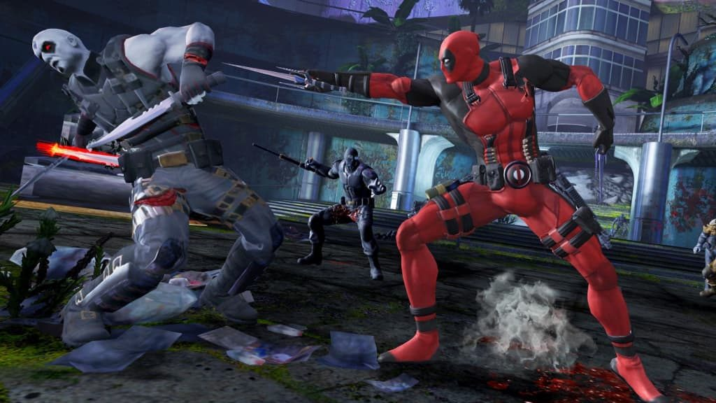Download Deadpool Game Free for PC