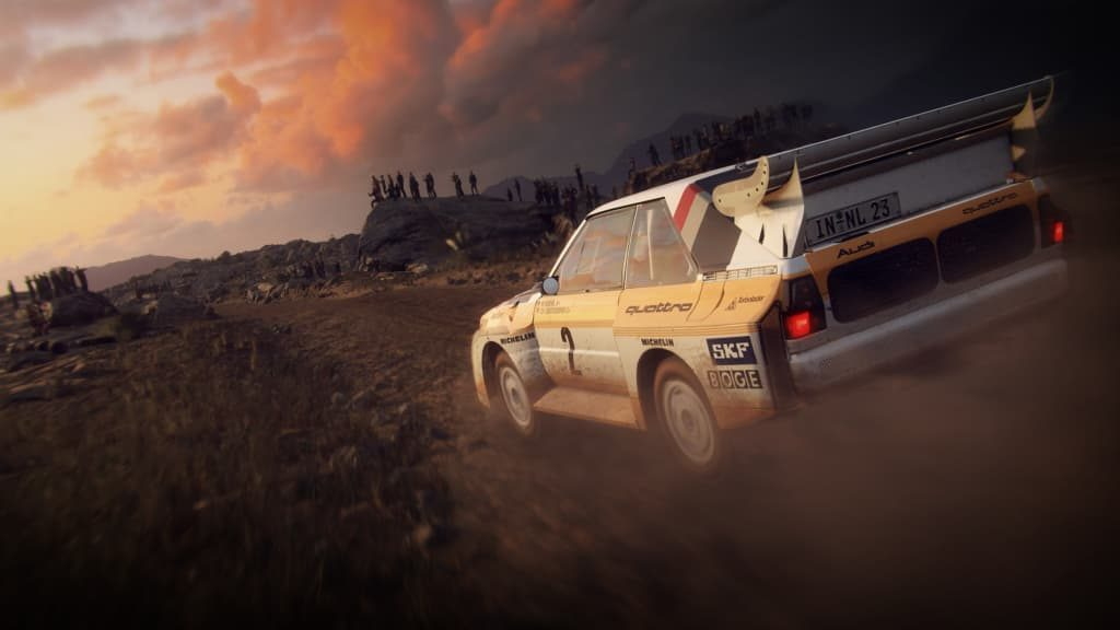 Dirt Rally 2 free for Pc