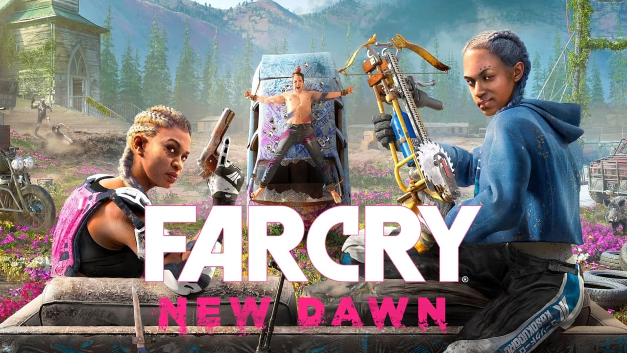 Far Cry New Dawn Free Download