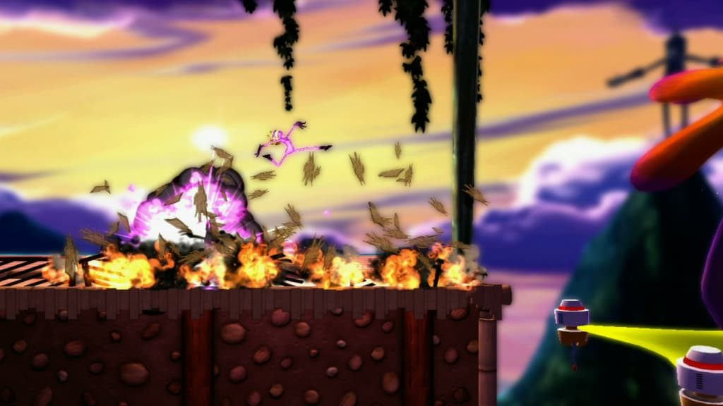 MS. Splosion Man free for PC