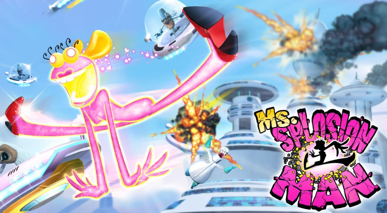 Ms Splosion Man free download