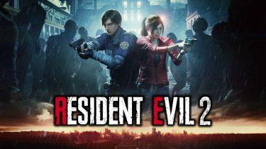 Resident Evil 2 Free Download [Remake] - Rihno Games