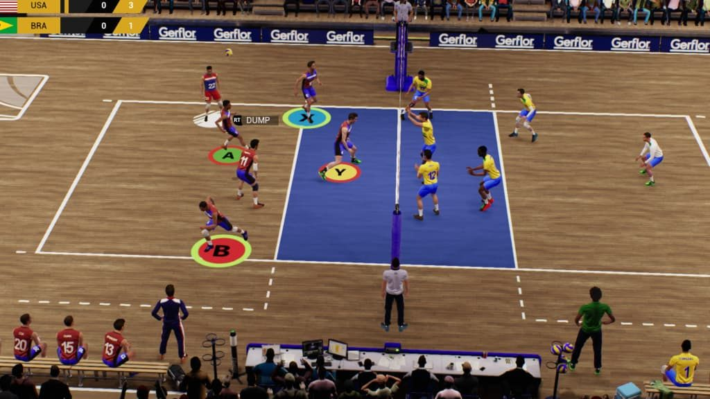 Spike Volleyball download