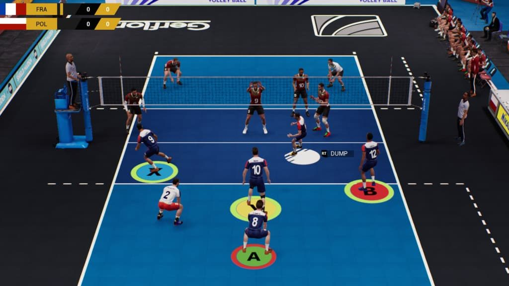 Spike Volleyball download free for pc
