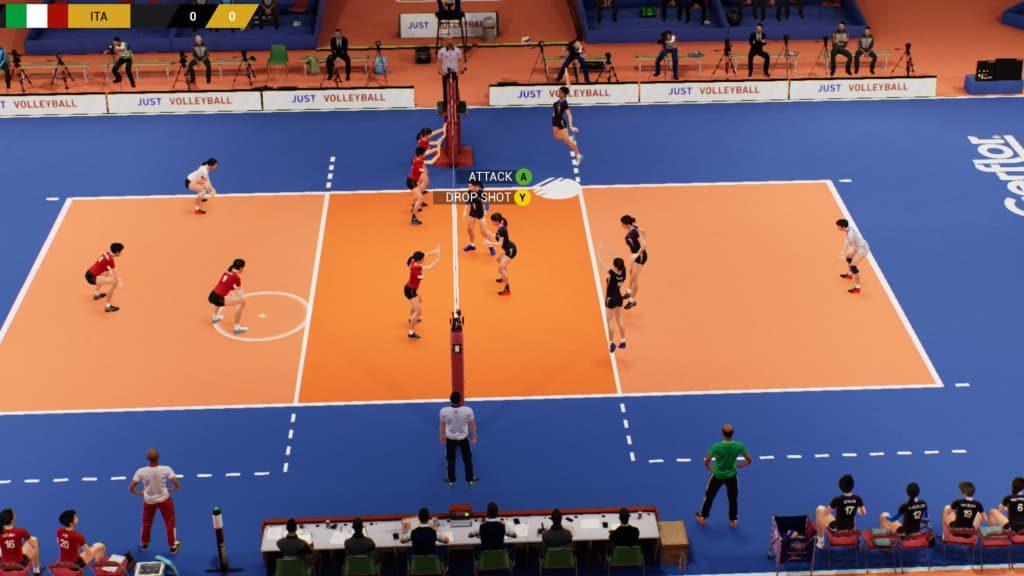 Spike Volleyball torrent