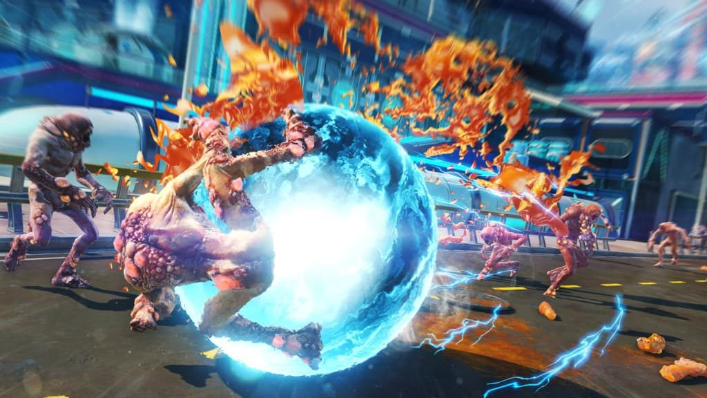 Sunset Overdrive free for PC