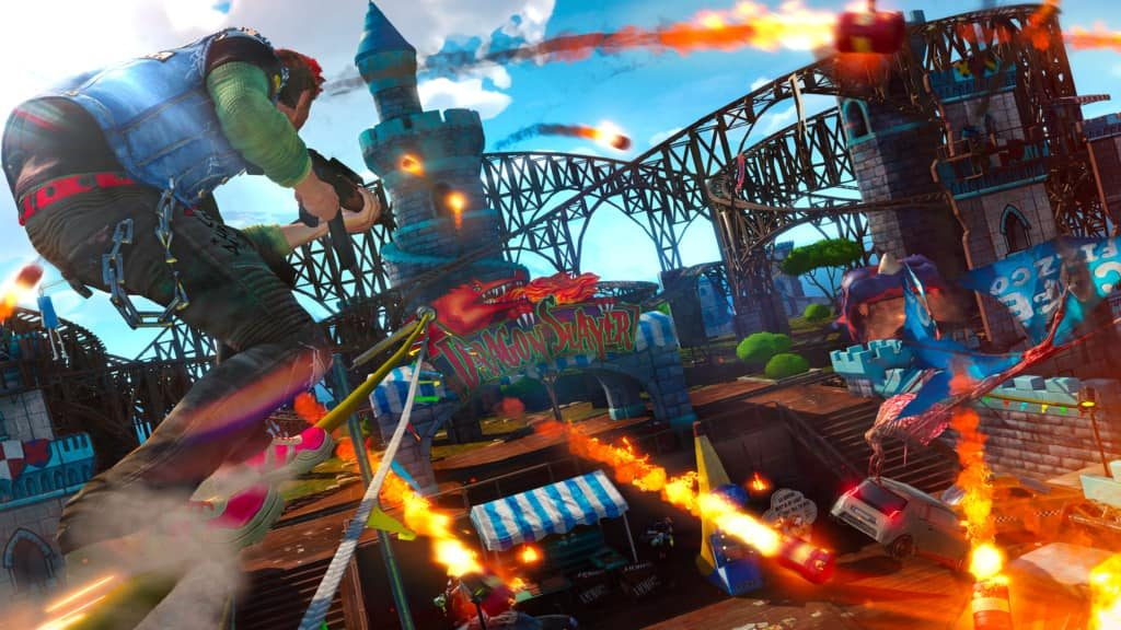 Sunset Overdrive torrent download