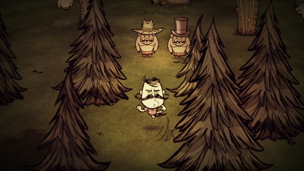 Dont Starve torrent all dlc