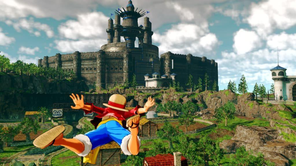 One Piece World Seeker torrent