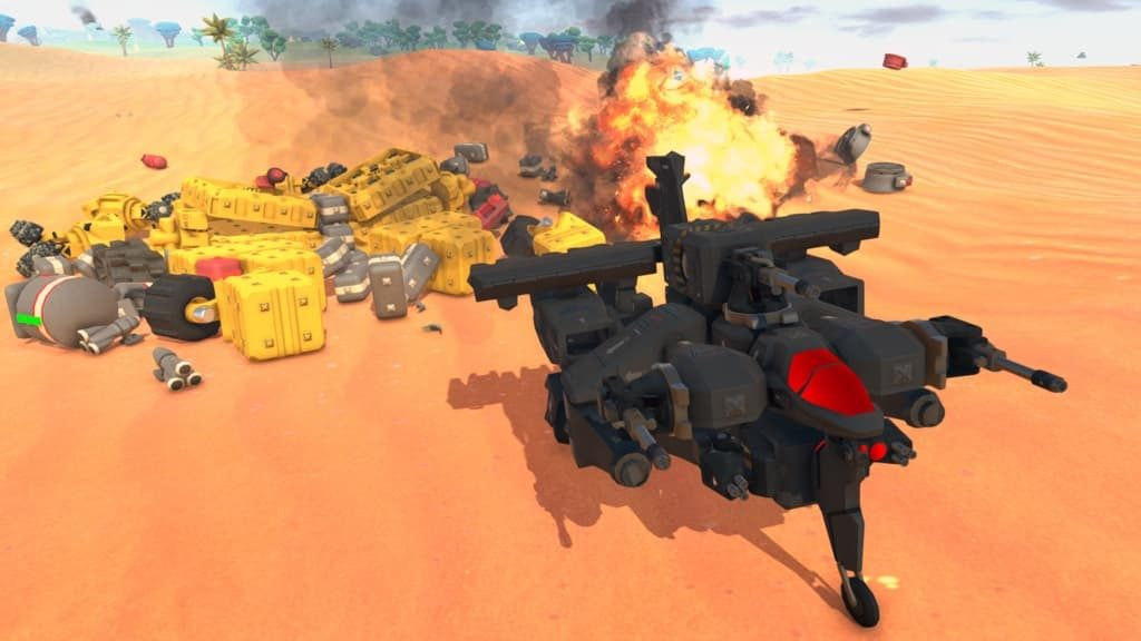 TerraTech free for PC