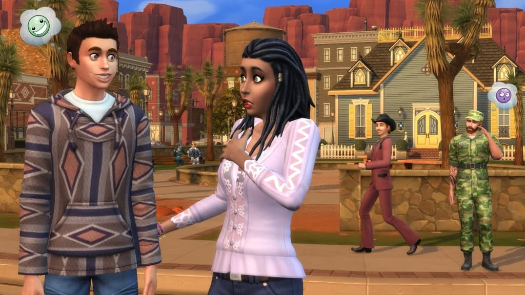 The Sims 4 StrangerVille Download