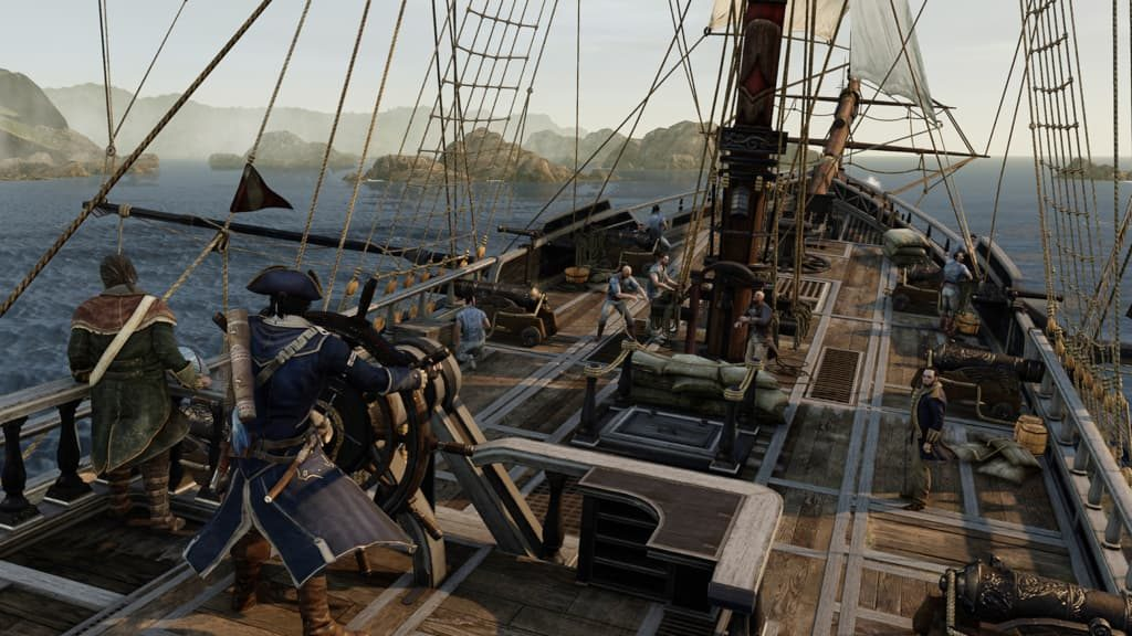 Assassins Creed III Remastered torrent