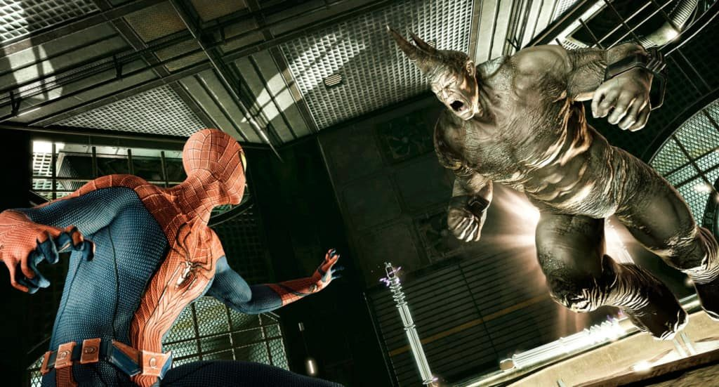 The Amazing Spider Man Game Download