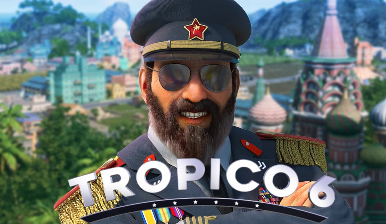 Tropico 6 free download