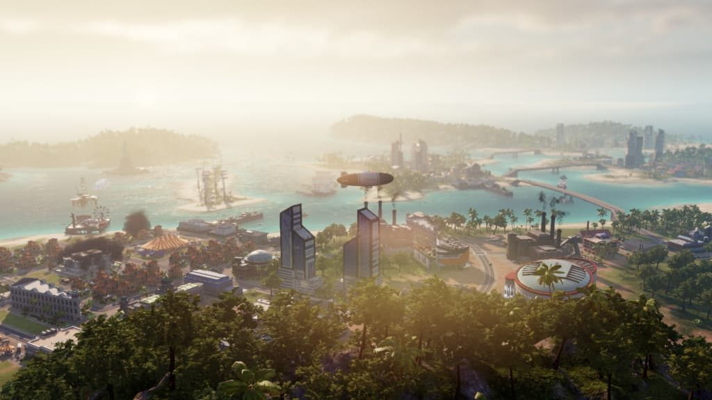 Tropico 6 torrent